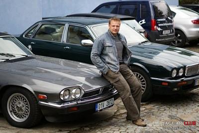 Člen   Jaguar Club