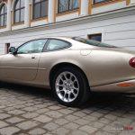 Prodám Jaguar XK 8, r.v. 2001, 104 000 km, výborný TOP stav
