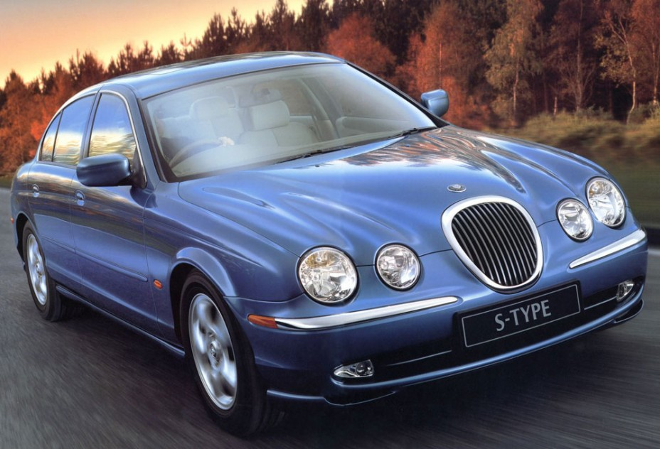 Jaguar S-Type New