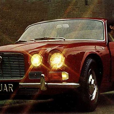 Jaguar XJ Series I