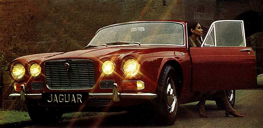 Jaguar XJ Series I