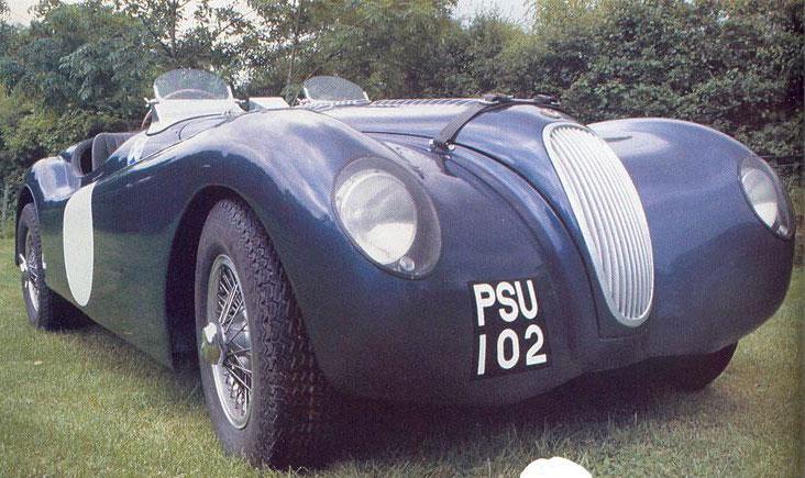 Jaguar XK130