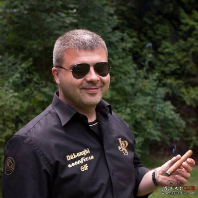 """Václav """"Toryu"""" Havralnt"""