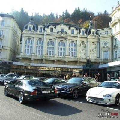 Karlovy Vary 5. Jaguar x Aston Martin