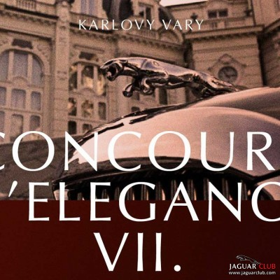54. Karlovy Vary Concours d'Elegance VII.
