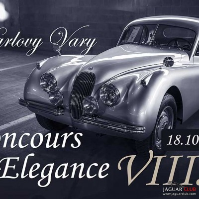Karlovy Vary Concours d'Elegance VIII.