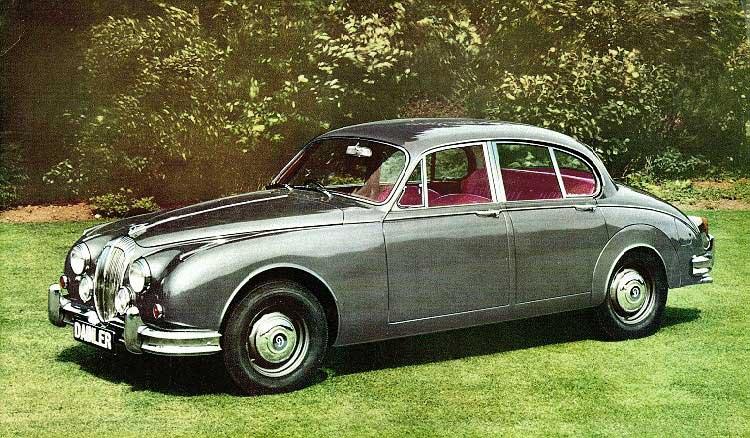 Daimler 2.5 litre V8