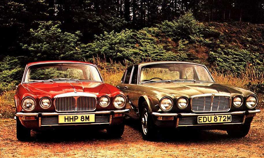 Daimler Double Six 2S