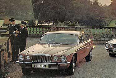 Daimler Sovereign 2S