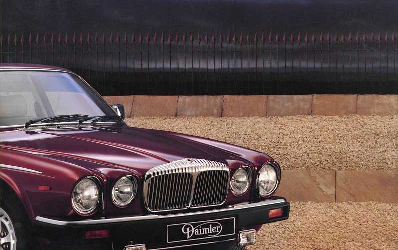Daimler Sovereign 3S