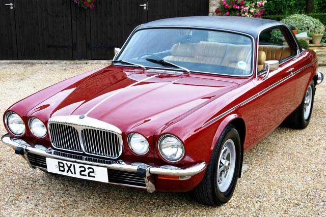 Daimler Sovereign Coupe