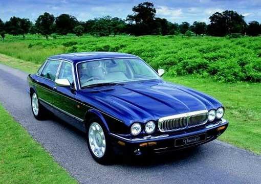 Daimler Super V8 X308