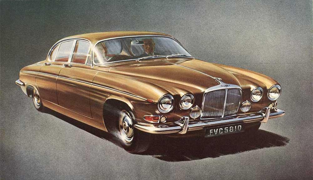 Jaguar 420g Jaguar Club