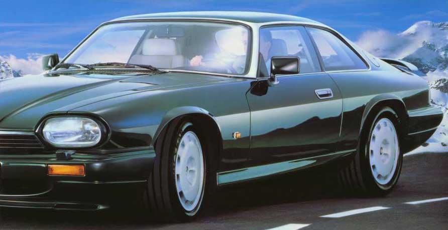 XJR-S V12