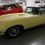 Jaguar E-Type 1.5 serie, convertible, 1968
