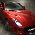 Jaguar F-Type S AWD V6 Coupe, max. výbava