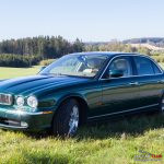 Jaguar Xj V8 4.2 British Racing Green 2005