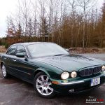 Jaguar Xj8 4.2 British Racing Green 2005