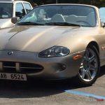 Jaguar XK8 convertible 4.0 209KW 1998