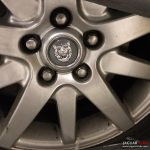 Jaguar S-type AA01F 4.0 L V8