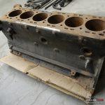 Jaguar 420 - blok motoru 4.2 litre