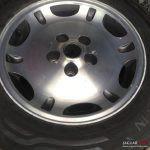 """Jaguar Dimple 16"""" ALU disky"""