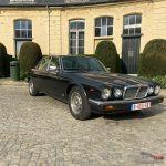 Jaguar XJ6 4.2 manual s najezdem 64'000 KM